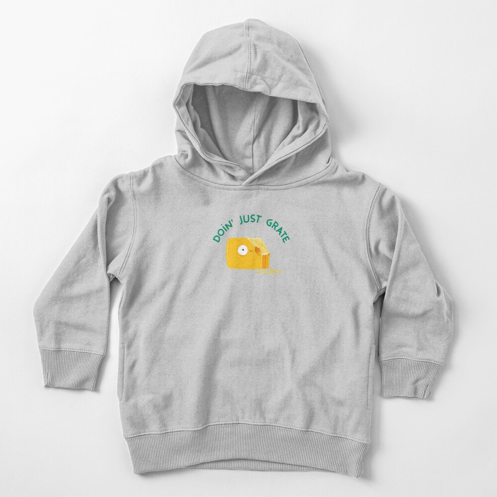 Grate Toddler Pullover Hoodie