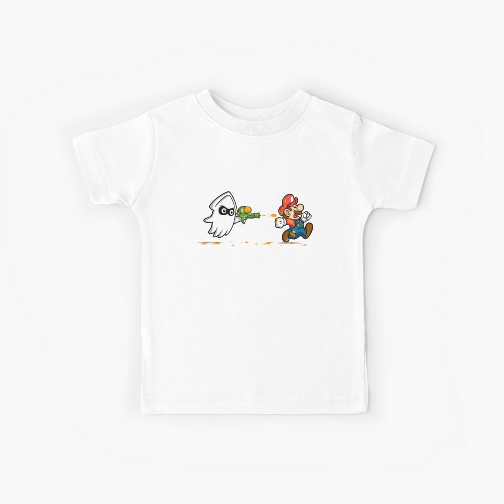 Rache des Tintenfisches Kinder T-Shirt