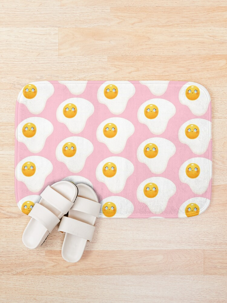 Alternate view of You're A Good Egg Bath Mat