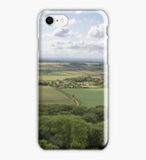 pbbyc - roseberry topping iPhone Case/Skin