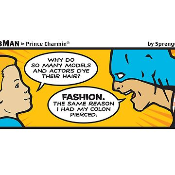 Prince Charmin® - Captain RibMan by RibMan