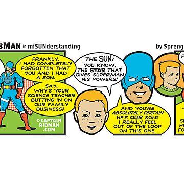 MiSUNderstanding - Captain RibMan by RibMan