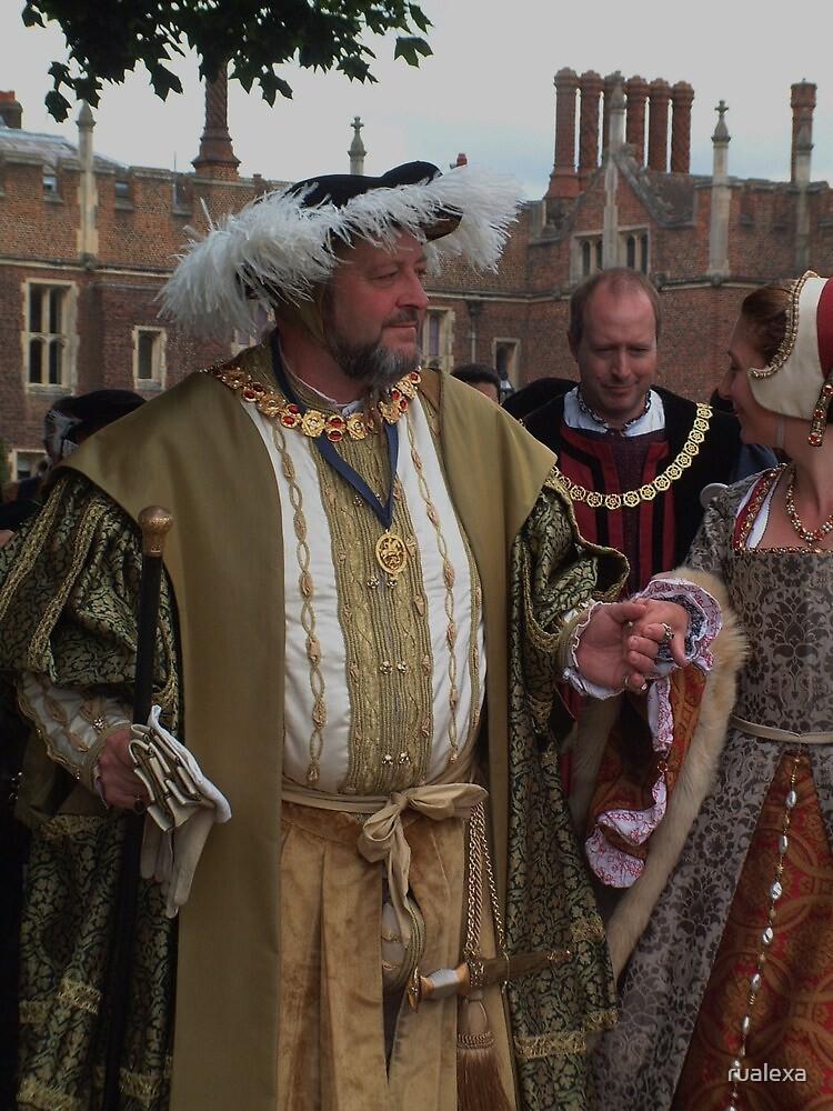 Henry VIII by rualexa