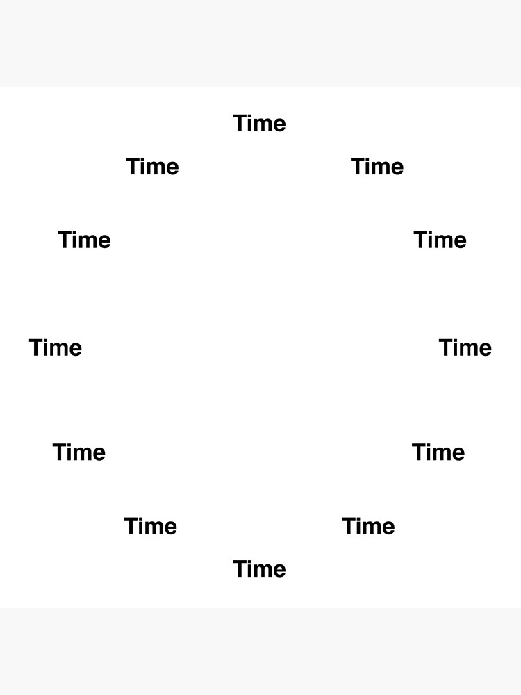 Time 'O Clock by Modnay