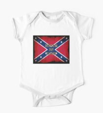 Heritage, Not Hatred - Confederate Flag One Piece - Short Sleeve