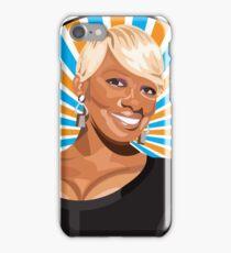 Nene Leakes - Spiral Design iPhone Case/Skin