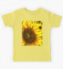 Sunny Flower  Kids Tee