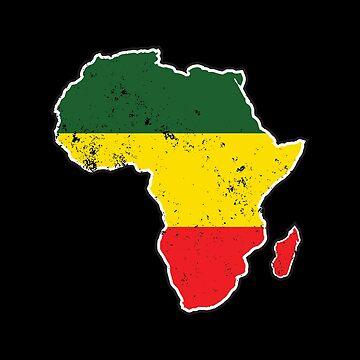 RASTAFARIAN AFRICA by blacklives