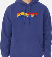 Sunset Surf Rescue Pullover Hoodie