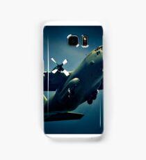 Air Force Blue Samsung Galaxy Case/Skin