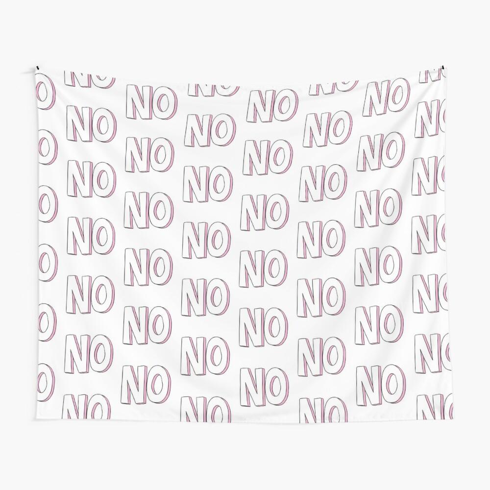 No Wall Tapestry