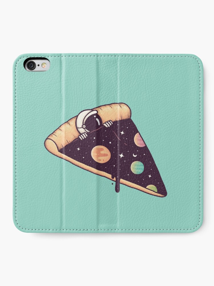 Alternate view of Galactic Deliciousness iPhone Wallet