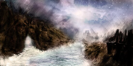 moonlake by James Suret