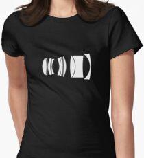 Nikon 35mm f/1.4 Womens Fitted T-Shirt
