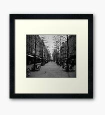 Rue Framed Print