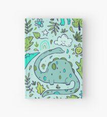 Tropische Dinos Notizbuch