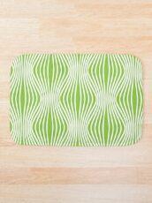 onions - simple seamless pattern Bath Mat