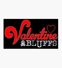 Valentine Bluffs Photographic Print