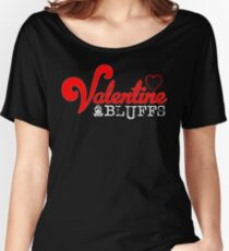 Valentine Bluffs Women's Relaxed Fit T-Shirt