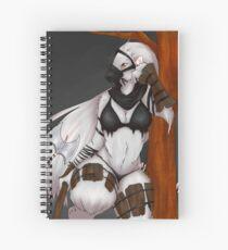Ink Eyes Spiral Notebook