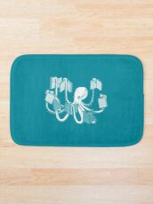 Armed With Knowledge Bath Mat