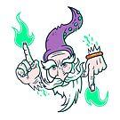 Elementarer Zauberer Bruder von strangethingsA