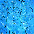 Blue Glass by Ray4cam