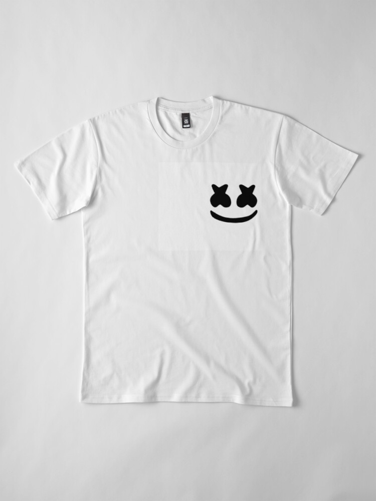 Alternate view of marshmello Premium T-Shirt