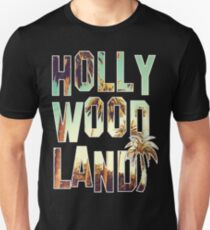 Hollywood Land! Unisex T-Shirt