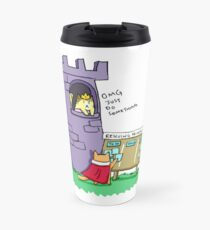 Princess Rescue MVP Travel Mug