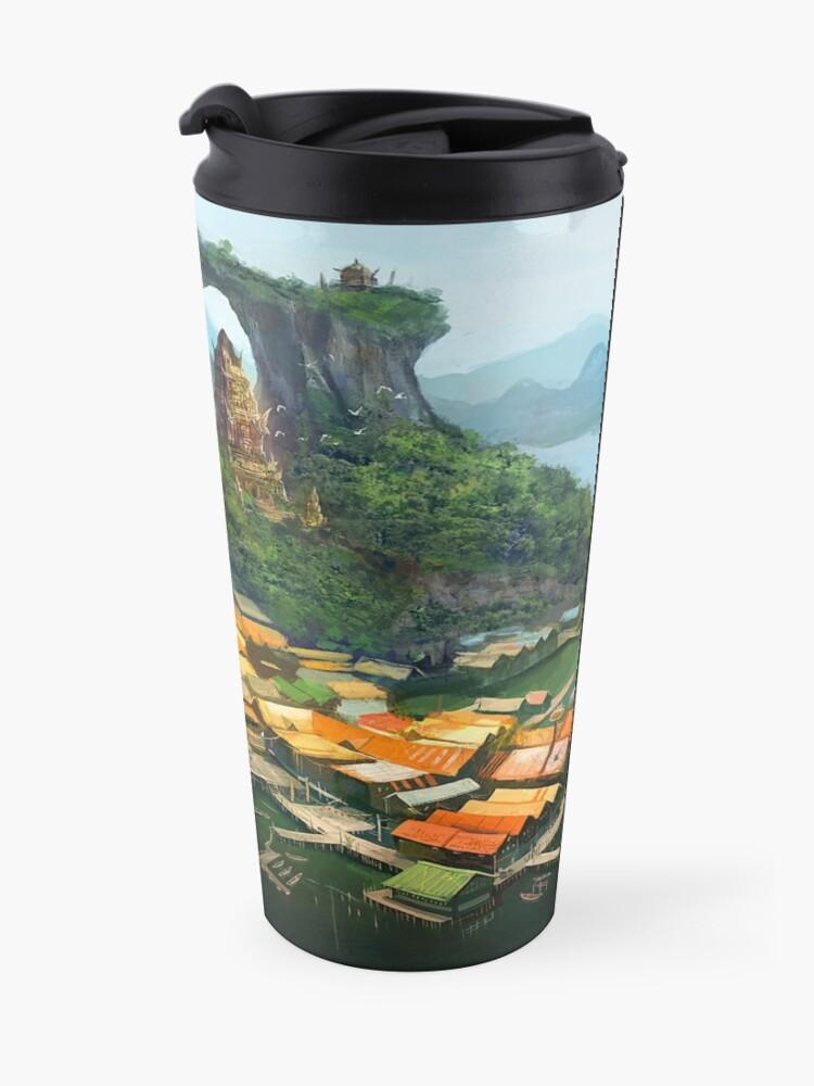 Alternate view of Hometown Travel Mug
