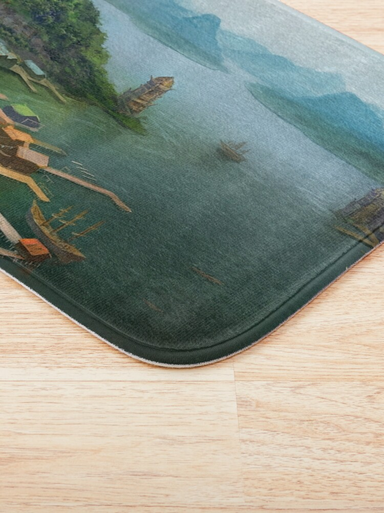 Alternate view of Hometown Bath Mat