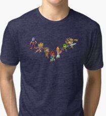 Das Team Vintage T-Shirt