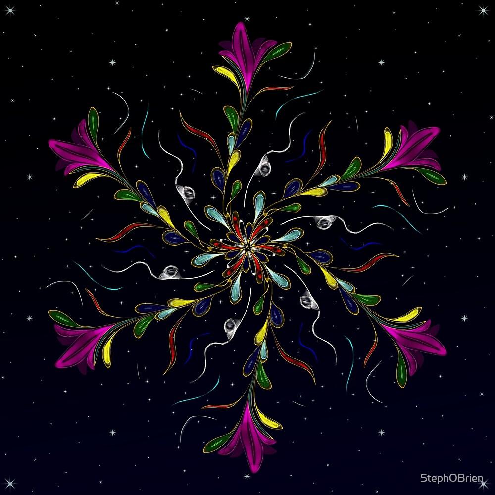 Starry JewelVine by StephOBrien