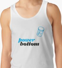 Power Bottom Tank Top