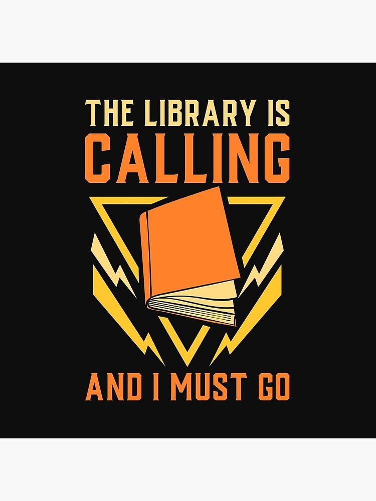 Libros - La biblioteca está llamando de Britta75