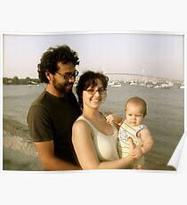 Lucas - Daddy - Mommy, See the Pell Bridge! Poster