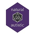 Natural Autistic by Amythest Schaber