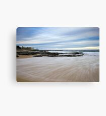 Newcastle Beach, NSW Australia Canvas Print