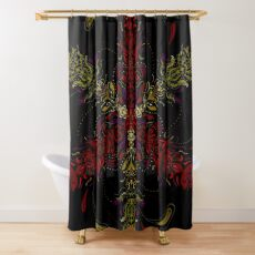 Regal Duality Shower Curtain