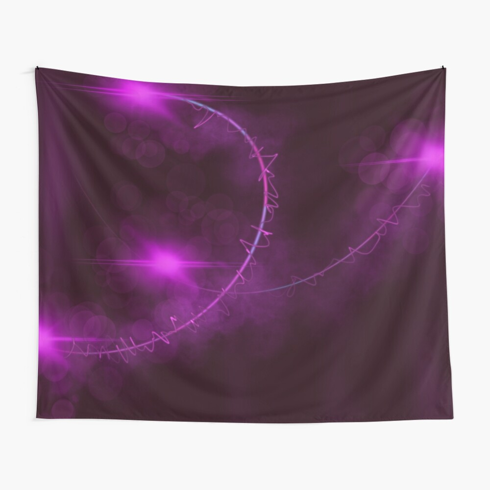 Passionate Grasp Wall Tapestry