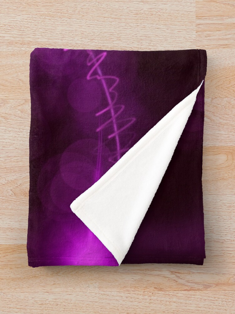 Alternate view of Passionate Grasp Throw Blanket