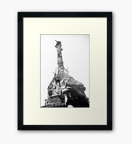 Barcelona 06 Framed Print