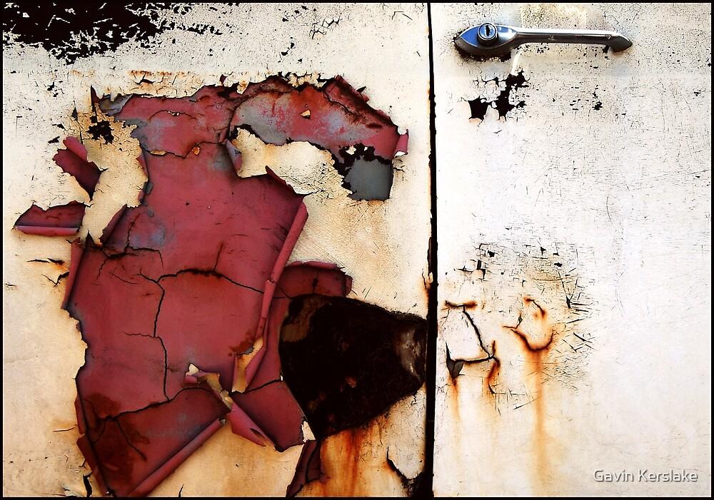 Thud by Gavin Kerslake