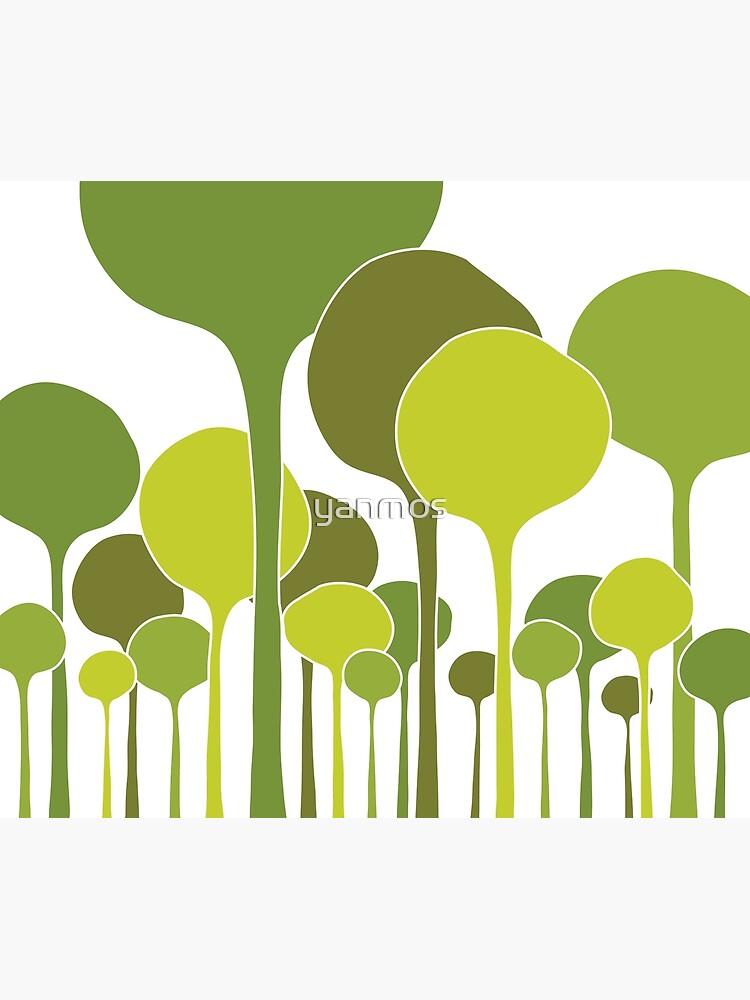 Green Palette by yanmos