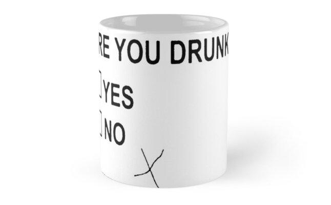 I/'m Not Drunk Still Drinking Booze Party College Pong Mug Beer Hoodie Sweatshirt
