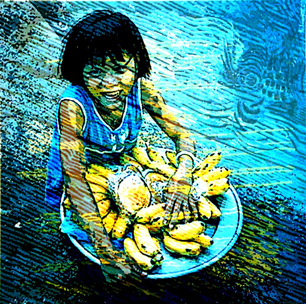 CHILD LABOUR SERIES #1 by Tammera