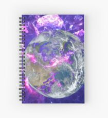 End Of The Earth? Spiral Notebook