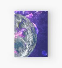End Of The Earth? Hardcover Journal