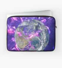 End Of The Earth? Laptop Sleeve